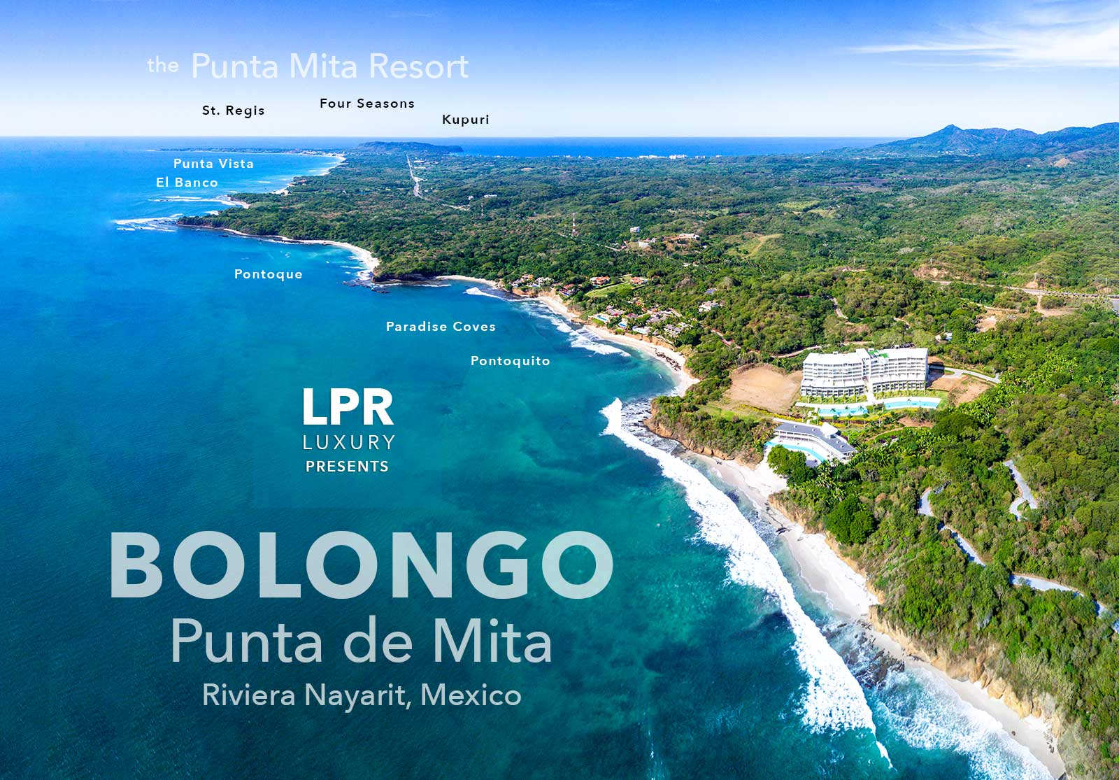 Bolongo - Luxury Punta de Mita Residences - Condos and Villas - Real Estate and Vacation Rentals - Riviera Nayarit, Mexico