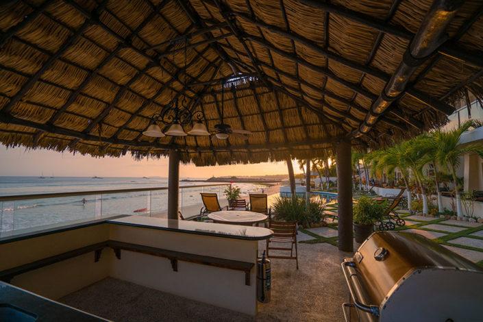 El Faro Real 101 - Playa Punta de Mita two bedroom beachfront condominium for sale in Mexico