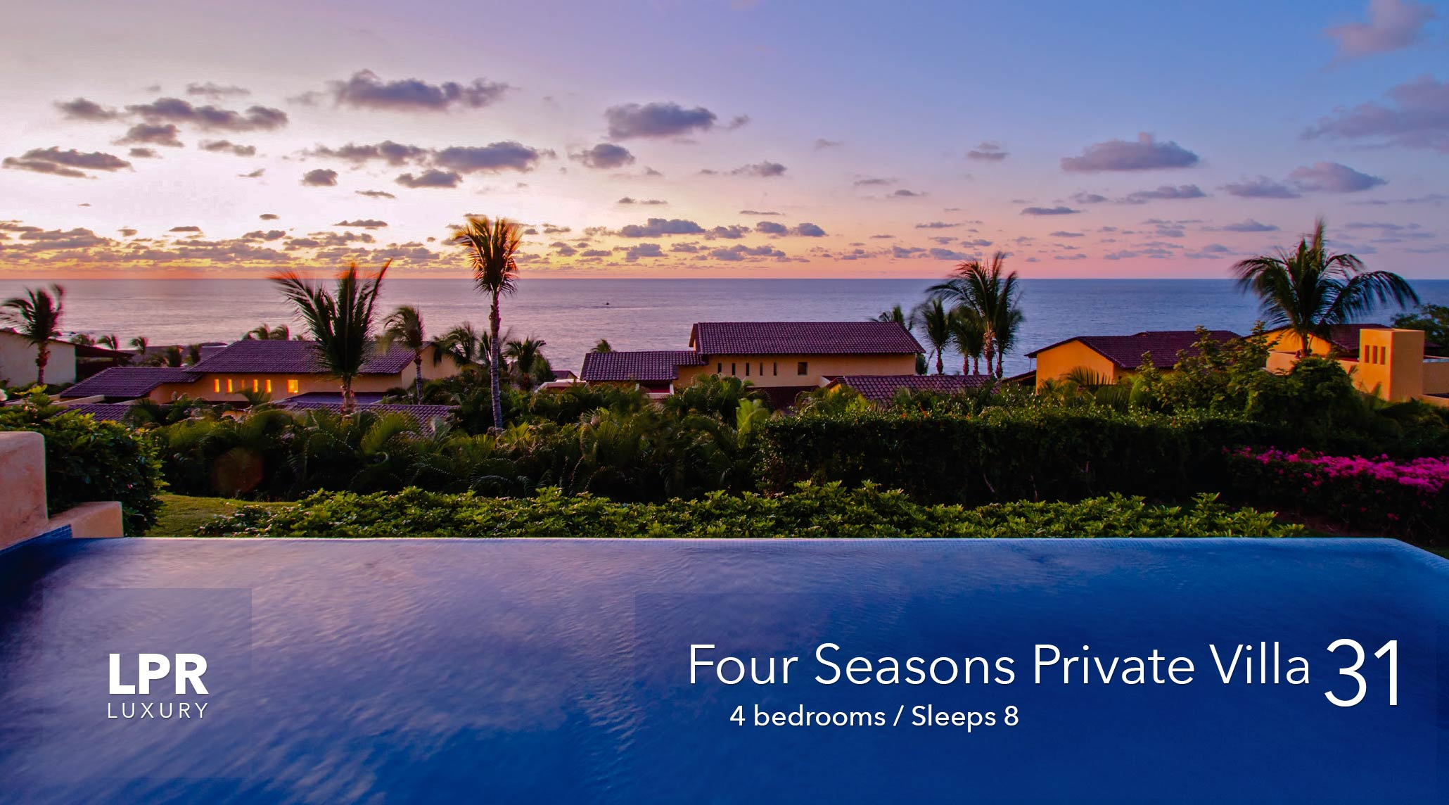 Four Seasons Private Villa 31 - Luxury Punta Mita real estate and vacation rentals - Mexico