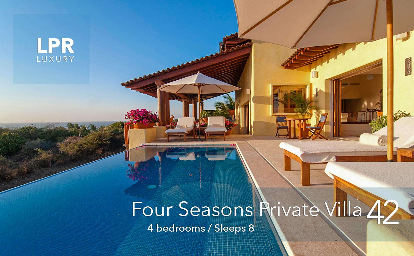 Four Seasons Private Villa 42 - Luxury Punta Mita real estate and vacation rentals - Mexico