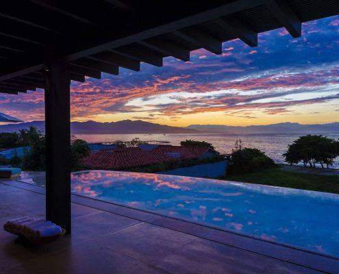 Villa Porta Fortuna 12 - Luxury ocean view vacation rental villa at the Punta Mita Resort, Punta de Mita, Mexico