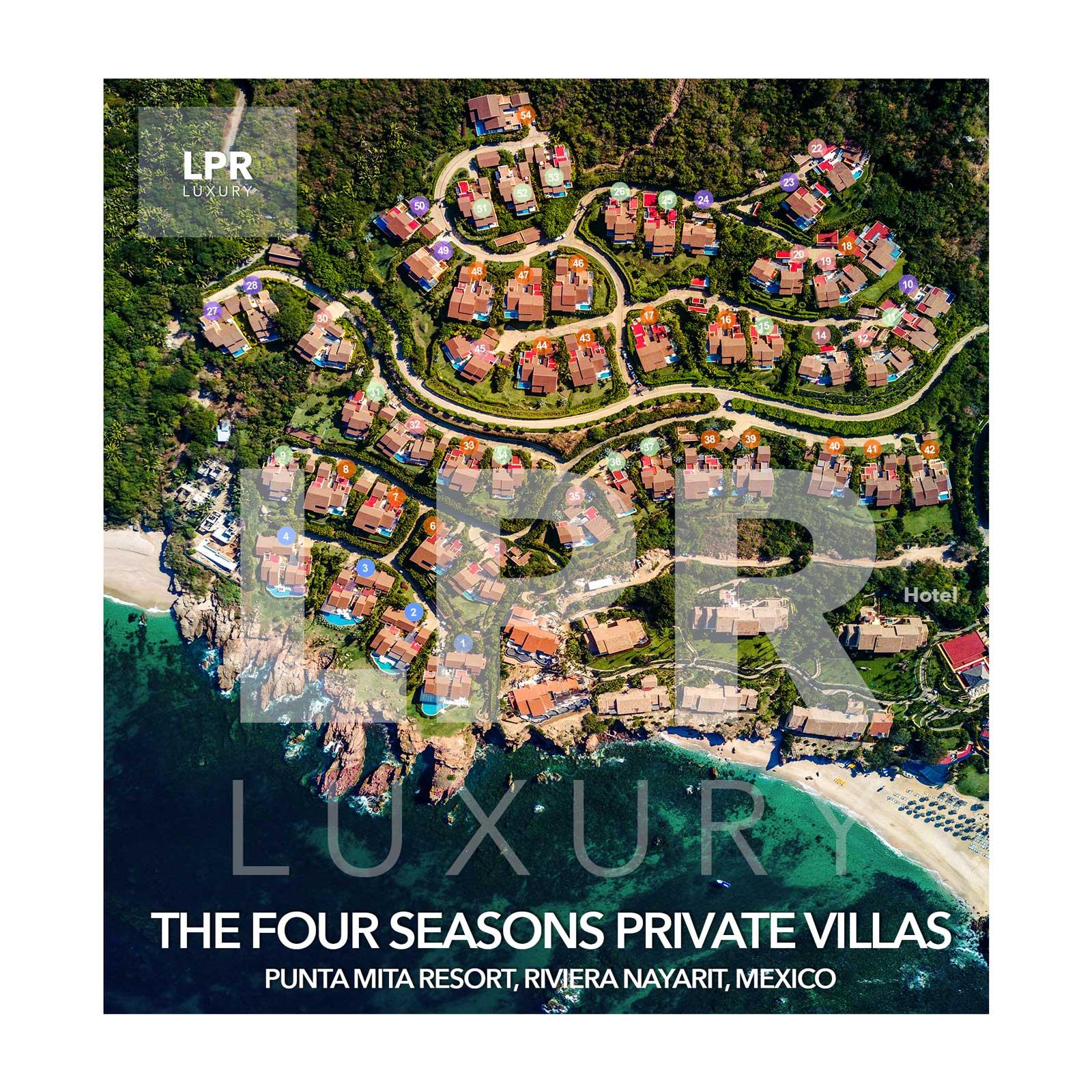 Four Seasons Private Villas - Four Seasons Resort - Punta Mita, Riviera Nayarit, Mexico