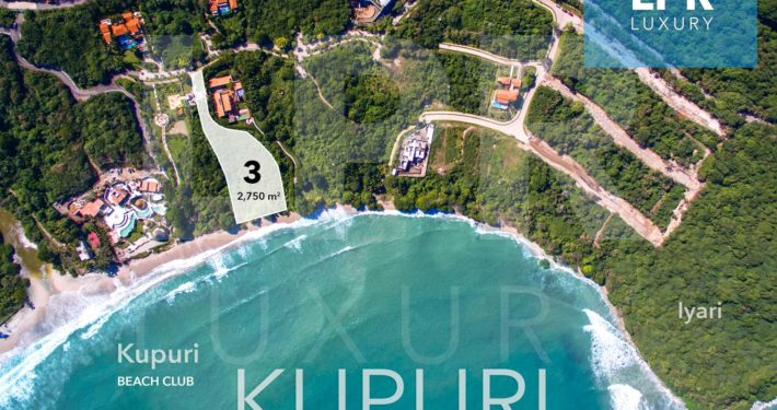 Kupuri Estate lot 3 - Punta Mita Mexico