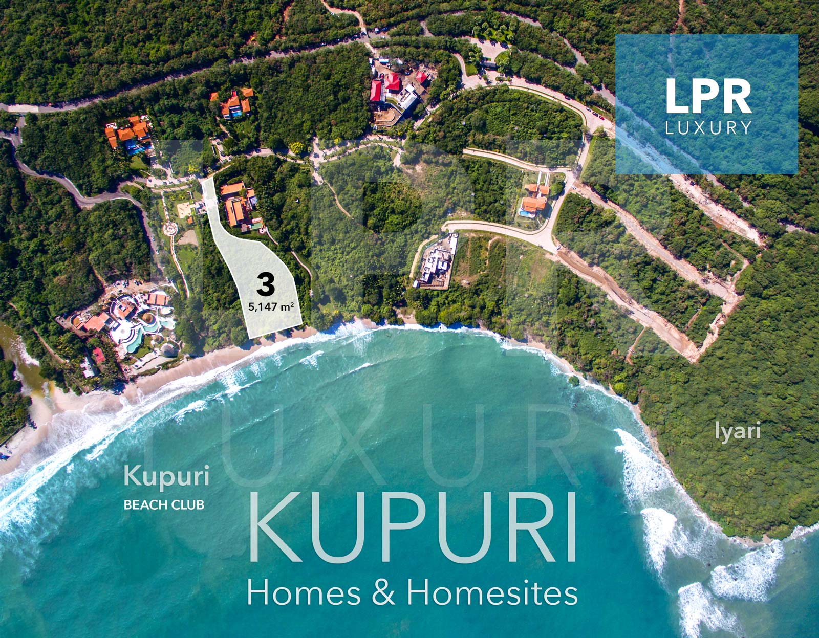 Kupuri Estate lot 3 - Punta Mita Mexico