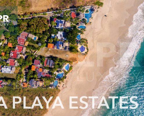 Villa La Playa Estates 1 - La Playa Estates - Destiladeral - Los Veneros - Punta de Mita, Riviera Nayarit, Mexico