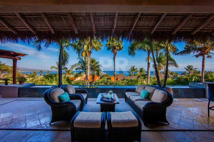 Villa Lagos del Mar 27 - Luxury vacation rental villa at the Punta Mita Resort - Luxury real estate for sale