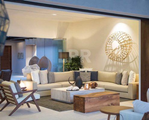 Villa Porta Fortuna 7 - Luxury oceanfront vacation rental villa - Real estate for sale in Punta Mita