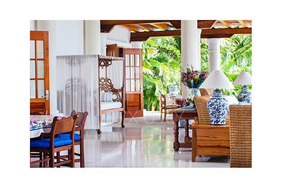 Villa Ranchos 25 - Luxury Vacation Rental Villa at Punta Mita Mexico Resort