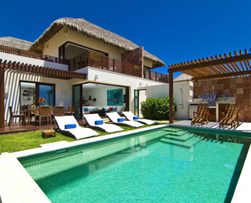 Zen Casita 4 at Porta Fortuna - Punta Mita real estate and vacation rentals - Mexico