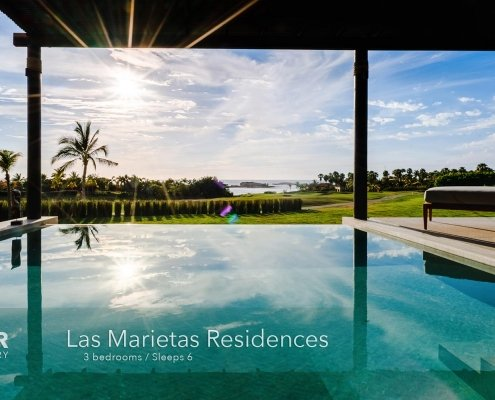 Las Marietas - Luxury Residence Condos at the Punta Mita Resort, Riviera Nayarit, Mexico - Luxury vacation rental condo for rent at the Punta Mita Resort