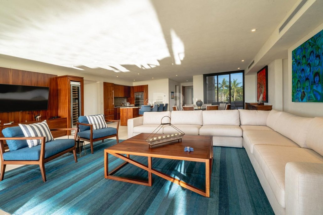 Las Marietas 102D - Luxury Residence Condos at the Punta Mita Resort, Riviera Nayarit, Mexico - Luxury vacation rental condo for rent at the Punta Mita Resort