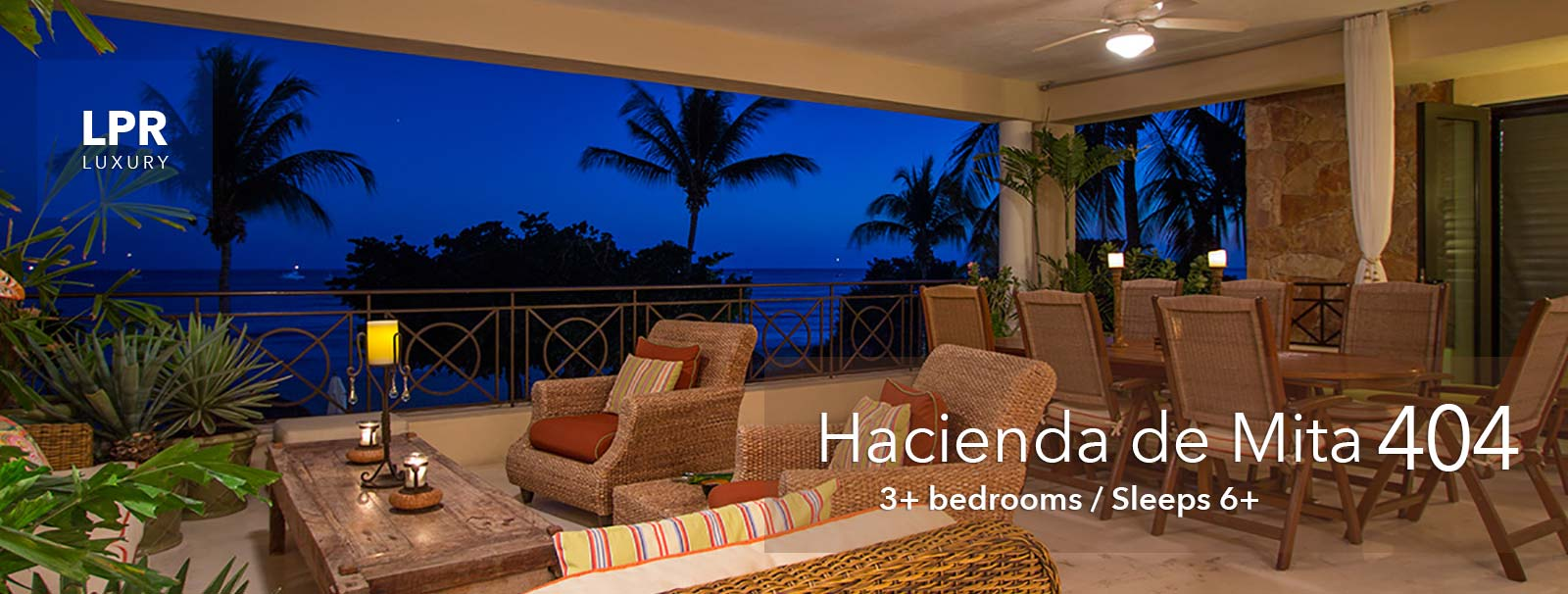 Hacienda de Mita 404 - Punta Mita Resort, Riviera Nayarit, Mexico - Luxury condo for sale