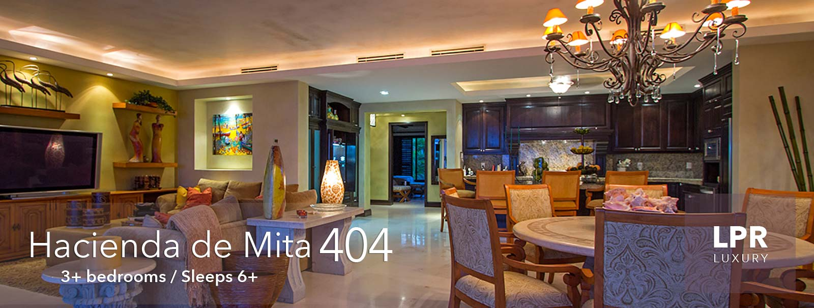 Hacienda de Mita 404 - Punta Mita Mexico - Luxury condo for sale