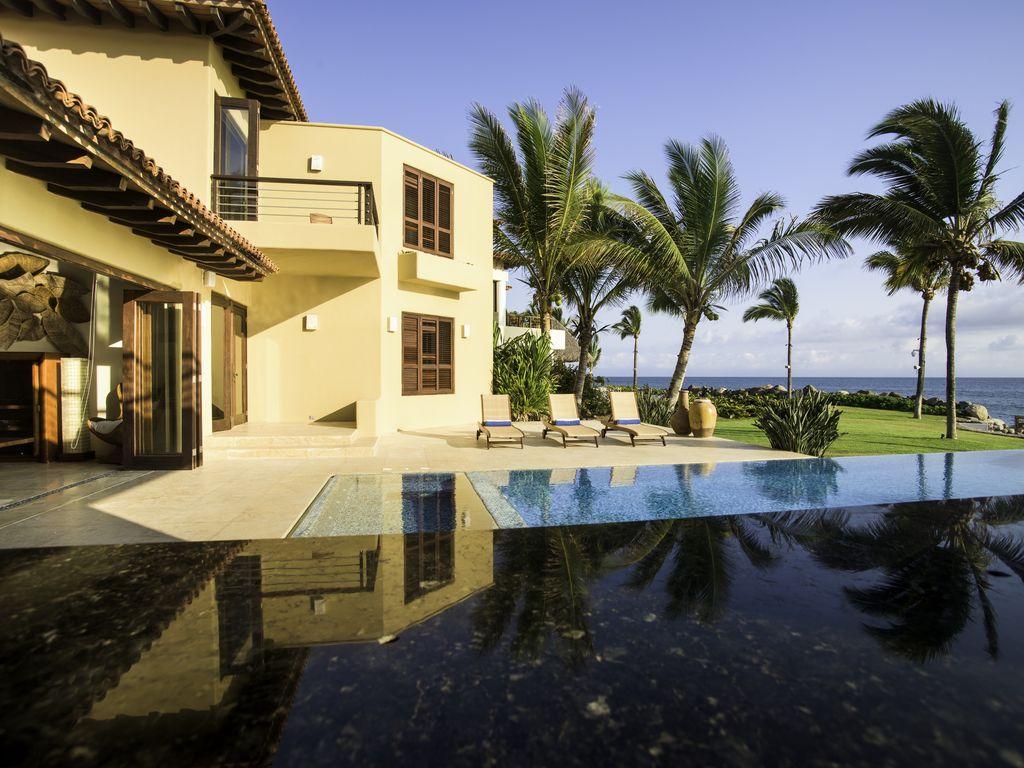 Villa Punta del Burro 6 - Luxury Punta Mita Resort Vacation Villa - Riviera Nayarit, Mexico