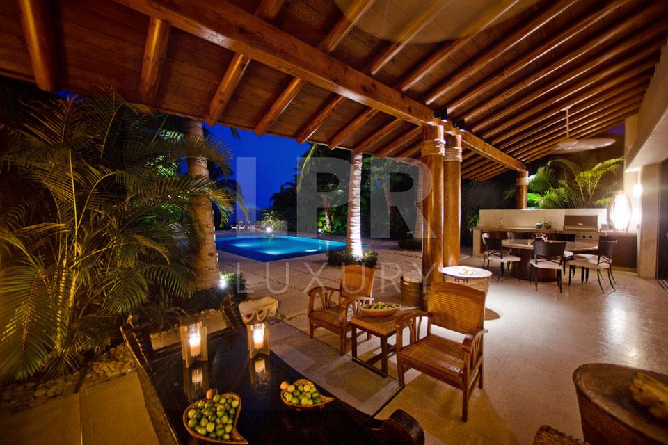 Villa Lagos del Mar 10 - Luxury vacation villa rental for sale at the Punta Mita Resort, Riviera Nayarit, Mexico