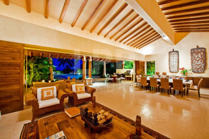 Villa Lagos del Mar 10 - Luxury vacation villa rental for sale at the Punta Mita Resort, Riviera Nayarit, Mexico