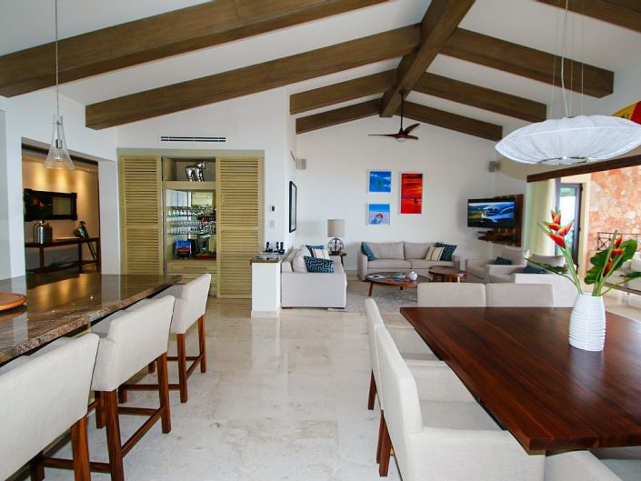 Hacienda de Mita Penthouse 5-1 - Luxury Punta Mita Mexico condos for sale and rent