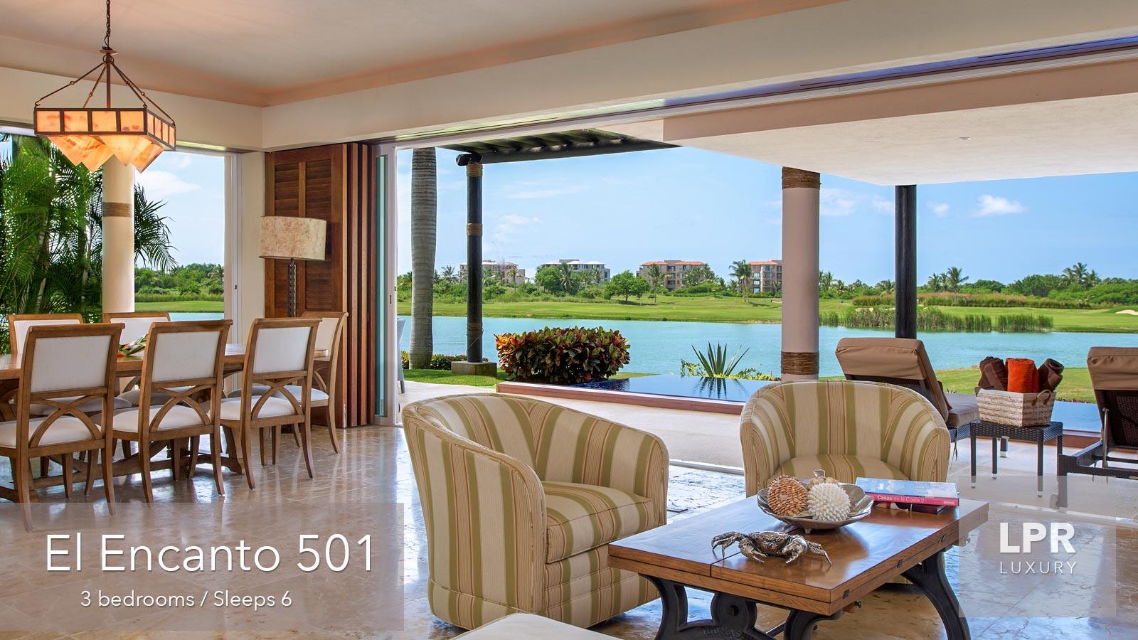 El Encanto 501 - Luxury condo at the Punta Mita Resort, Riviera Nayarit, Mexico