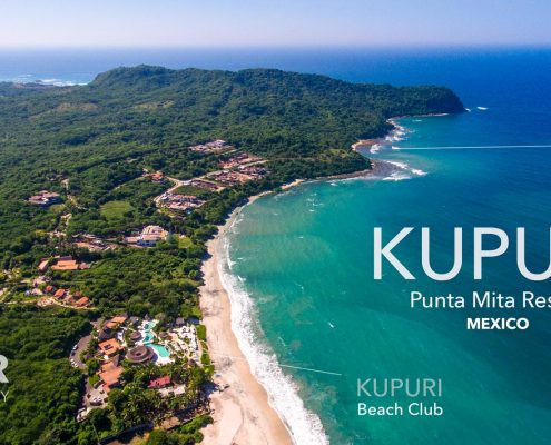 Kupuri Estates - Luxury Real Estate and Vacation Rentals at the exclusive Punta Mita Resort - Riviera Nayarit, Mexico