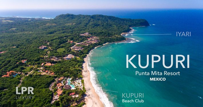 Kupuri Estates - Luxury Real Estate and Vacation Rentals at the exclusive Punta Mita Resort - Riviera Nayarit, Mexico