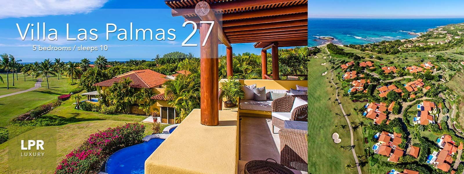 Villa Las Palmas 27 - Punta Mita Resort Real Estate - Punta Mita Vacation Rentals