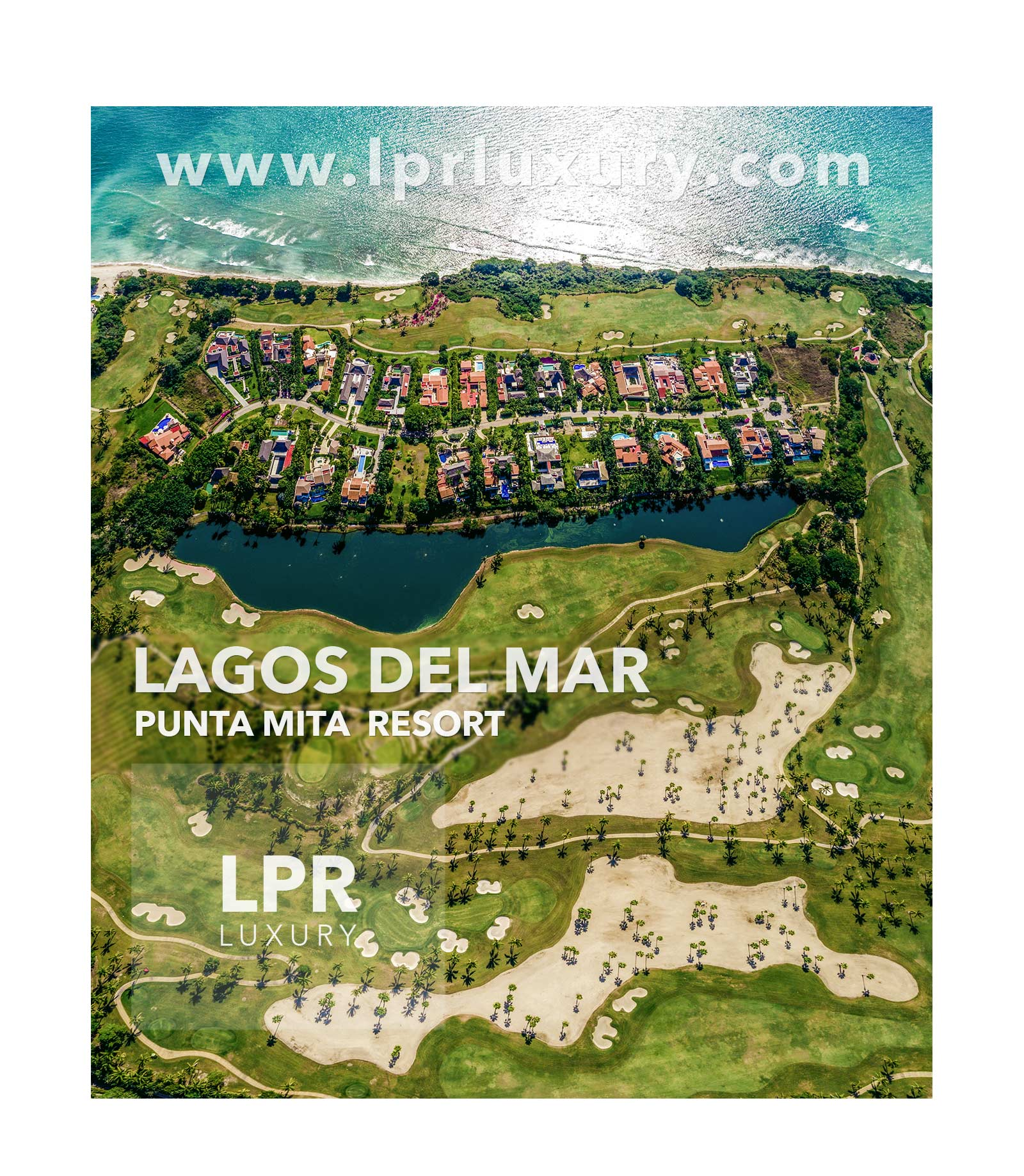 Lagos del Mar - Luxury real estate and vacation rentals at the Punta Mita Resort, Mexico
