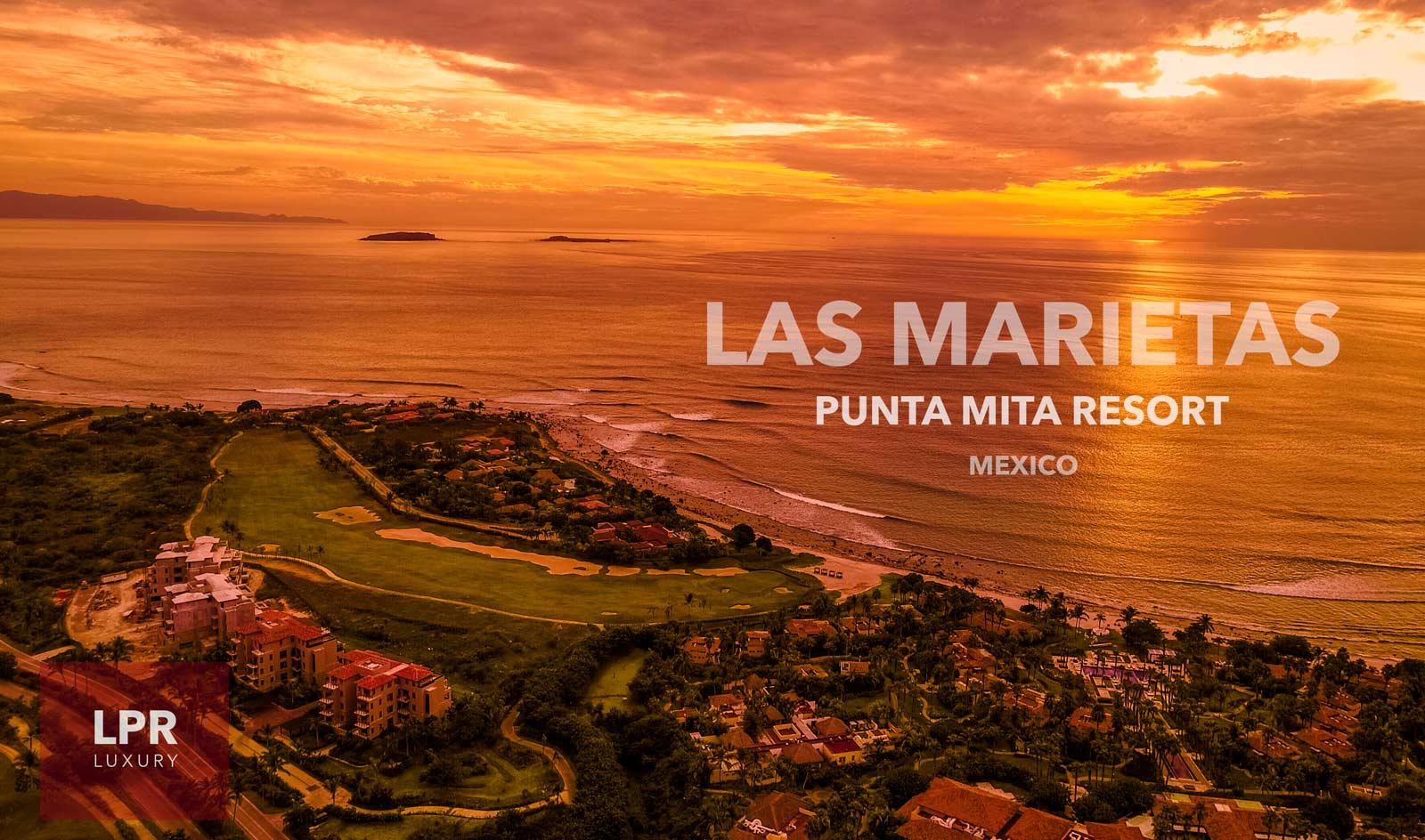 Las Marietas Residences - Luxury ocean view condos at the exclusive Punta Mita Resort, Riviera Nayarit, Mexico