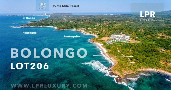 Bolongo - Lot 206 - Homesite lot for sale - Land in Punta de Mita, Mexico