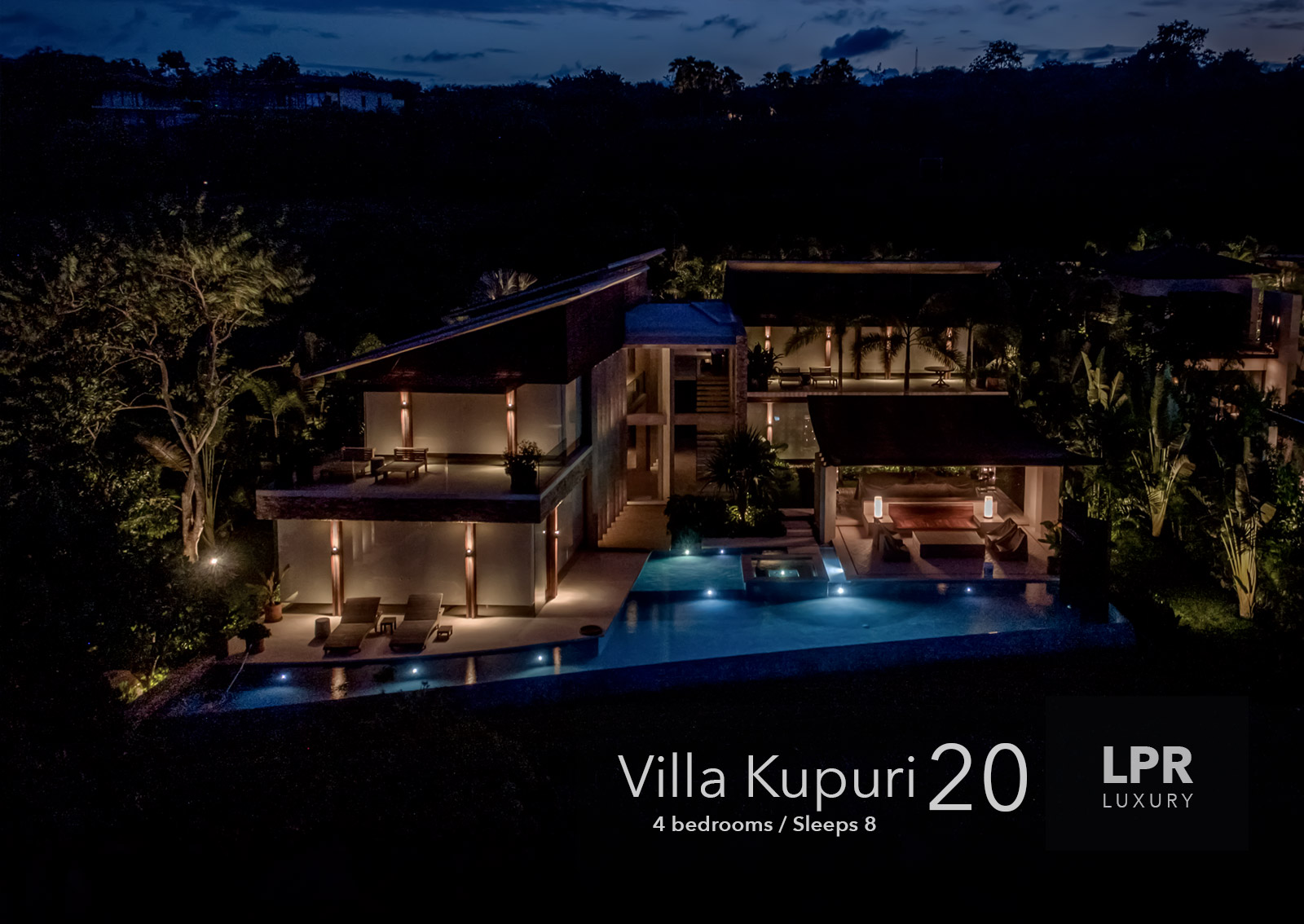 Villa Kupuri 20 - Ultra luxury vacation rental villa at the Punta Mita Resort, Riviera Nayarit, Mexico