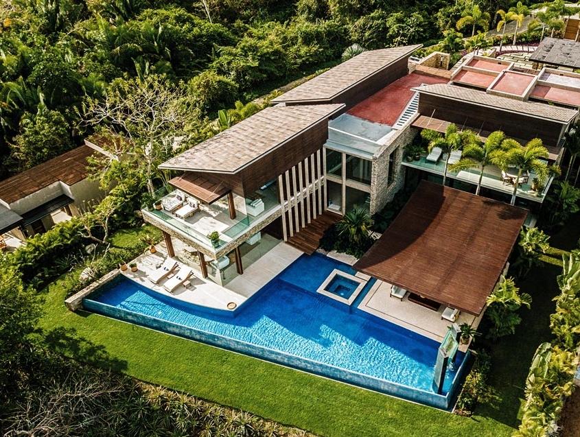 Villa Kupuri 20 - Ultra luxury vacation rental villa at the Punta Mita Resort, Riviera Nayarit, Mexico