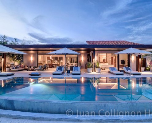 Villa Porta Fortuna 5 - Punta Mita Resort, Mexico - Luxury vacation rental villa at the Punta Mita Resort, Riviera Nayarit, Mexico - Luxury real estate