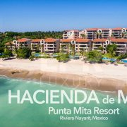 Hacienda de Mita - Luxury beachfront condos at the Punta Mita Resort, Riviera Nayarit, Mexico