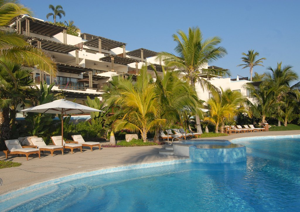 Los Veneros 403 - Punta de Mita beachfront condos and villas - Riviera Nayarit, Mexico