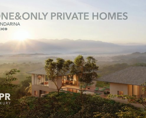 One&Only Private Homes - Mandarina, Riviera Nayarit - One & Only Resort real estate and vacation rental villas