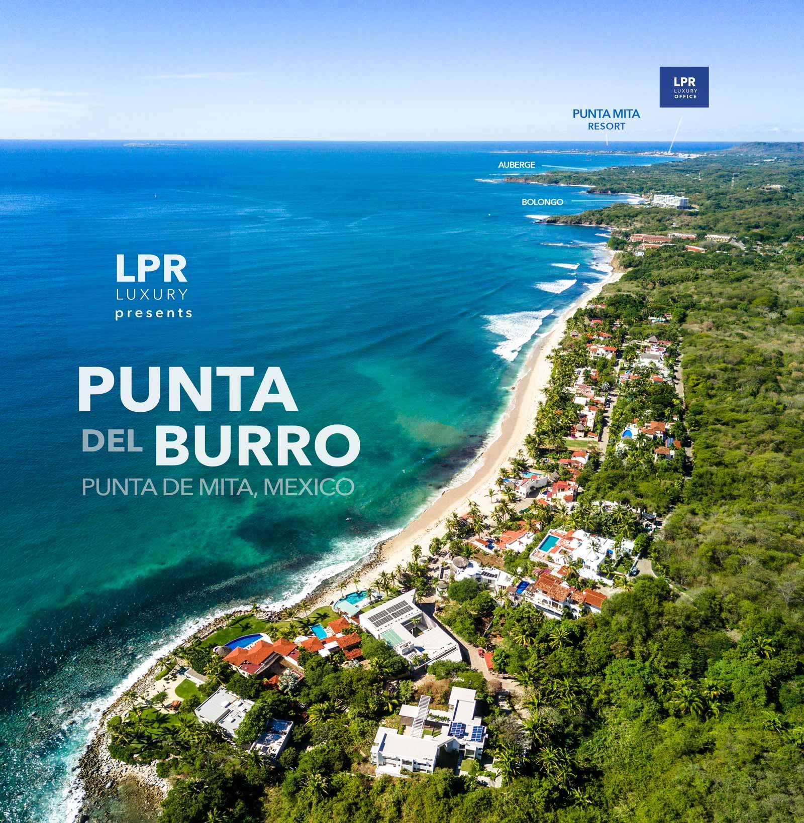 Explore Punta del Burro - North Shore Puerto Vallarta - Punta de Mita, Riviera Nayarit, Mexico