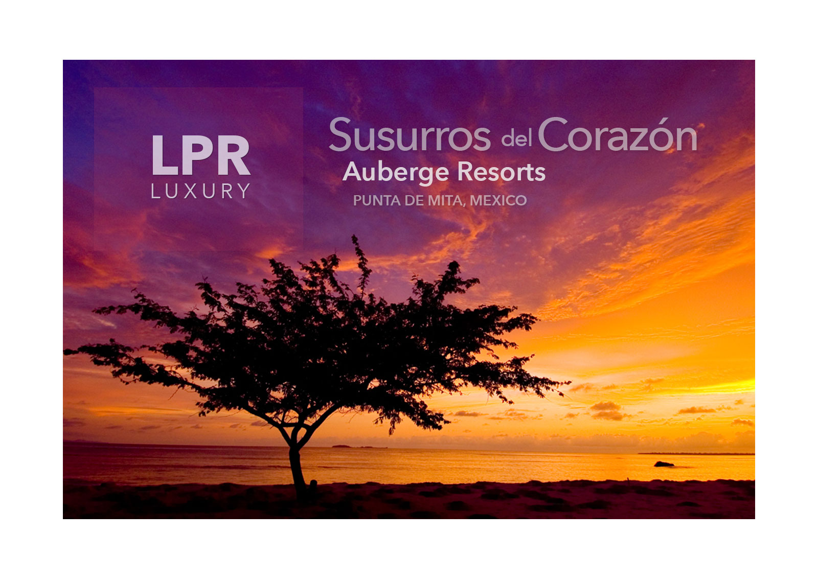 Auberge Resorts - Punta de Mita Susurros del Corazón - Luxury beachfront resort residences for sale - Luxury Real estate North of Puerto Vallarta, Mexico