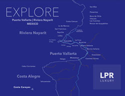 Explore all the Puerto Vallarta area real estate for sale on one map.