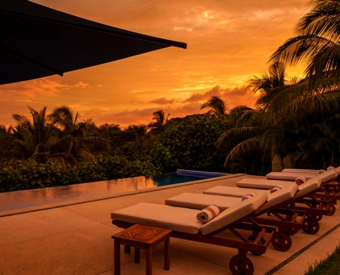 Villa El Farallon 17 - Luxury Punta de Mita vacation rental villa in El Farallon next to the W Hotel - Riviera Nayarit, Mexico