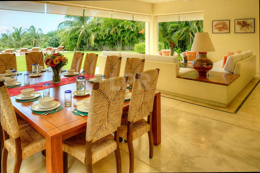Villa El Farallon 17 - Luxury Punta de Mita vacation rental villa in El Farallon next to the W Hotel - Riviera Nayarit, Mexico