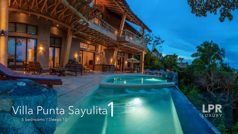 Villa Punta Sayulita 1 - Luxury Sayulita Real Estate and Vacation Rentals - Riviera Nayarit, Mexico