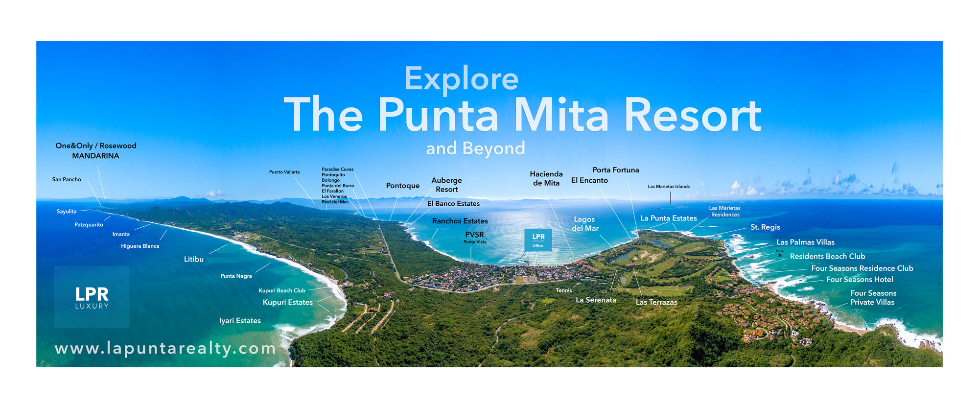 Explore the Punta Mita Resort and beyond... - Luxury Punta Mita / Puerto Vallarta Real Estate and Vacation Rentals