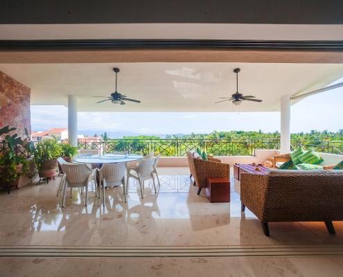 Hacienda de Mita PH 9-1 - Punta Mita luxury vacation rental condo for sae at the Punta Mita Resort. Riviera Nayarit luxury real estate - Puerto Vallarta, Mexico