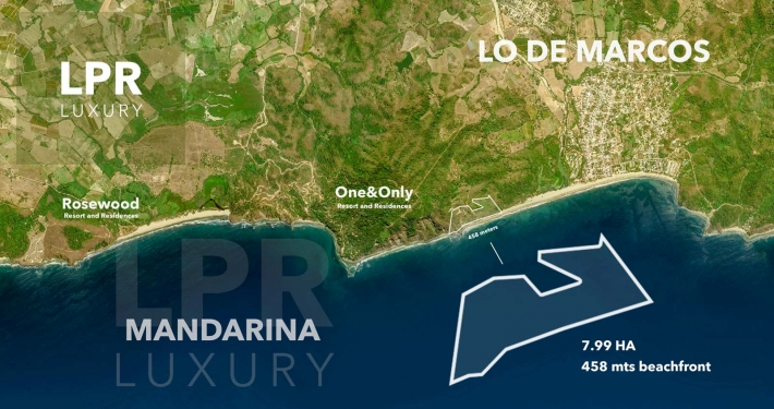Lo de Marcos = Riviera Nayarit, Mexico - Land for sale - residential real estate development lot