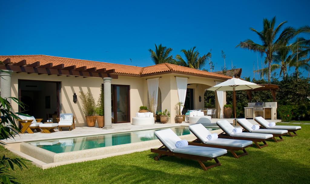 Villa Porta Fortuna 1 at the Punta Mita Resort, Riviera Nayarit, Mexico