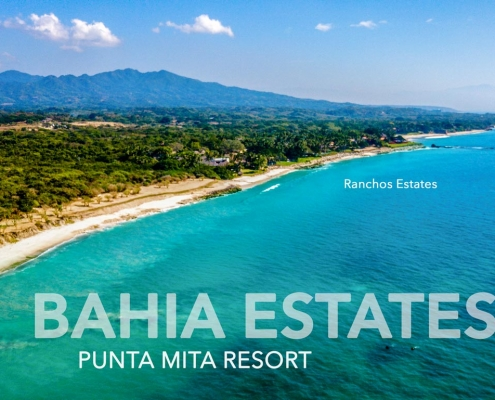 Luxury Estate Lots for Sale - Bahia Estates at the Punta Mita Resort, Riviera Nayarit, Mexico - Puerto Vallarta luxury real estate