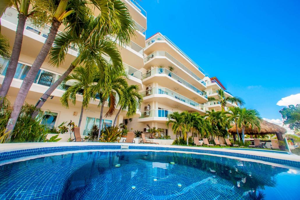 El Faro Real 104- Luxury condo on Playa Punta de Mita, Riviera Nayarit, Mexico - Puerto Vallarta real estate for sale and rent