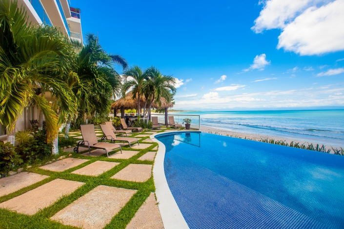 El Faro Real 104- Luxury condo on Playa Punta de Mita, Riviera Nayarit, Mexico - Puerto Vallarta real estate for sale and rent