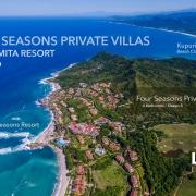 Four Seasons Private Villa 10 at the Punta Mita Resort, Riviera Nayarit, Mexico