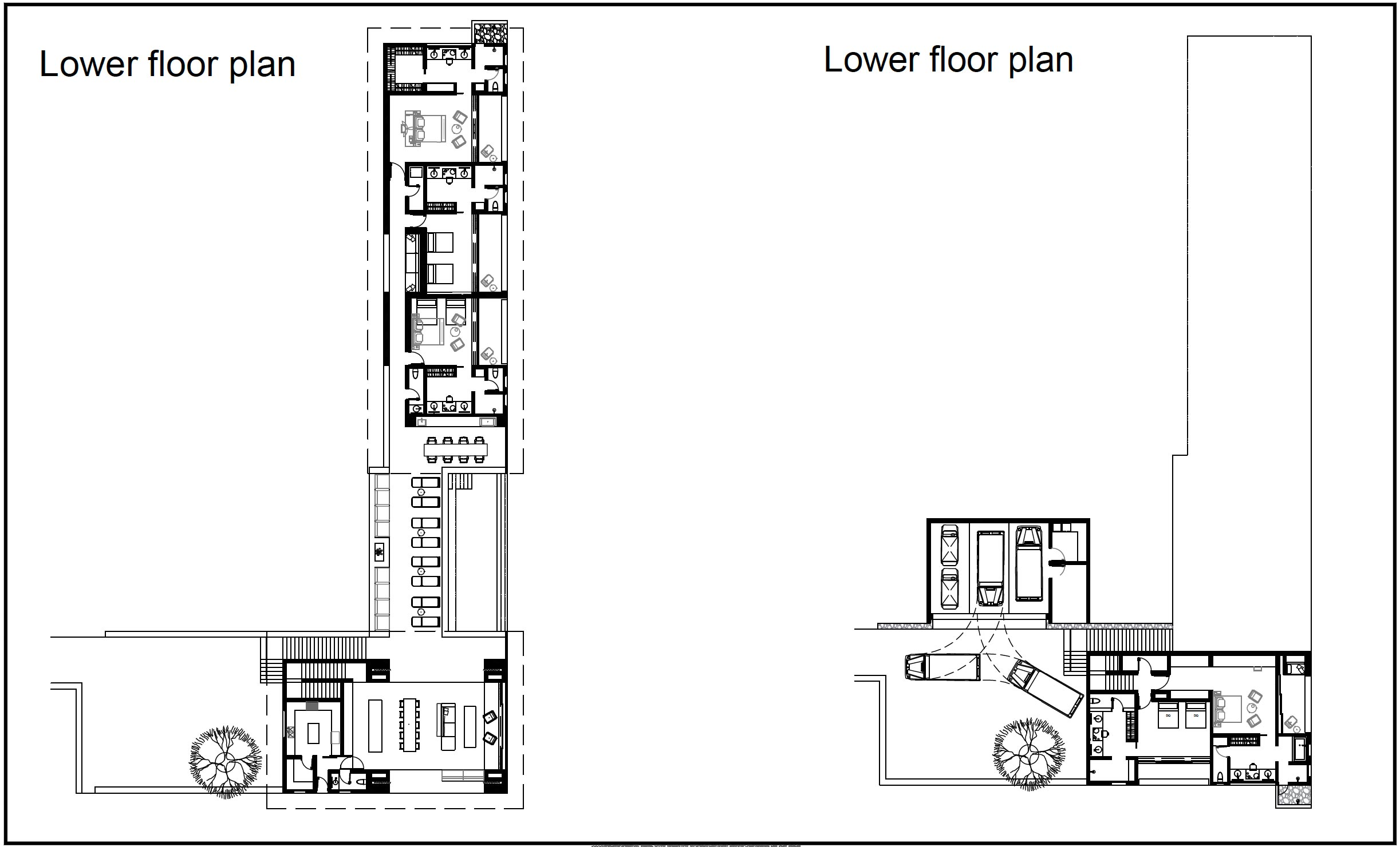 One&Only Mandarina Villa 8 - Flor plan