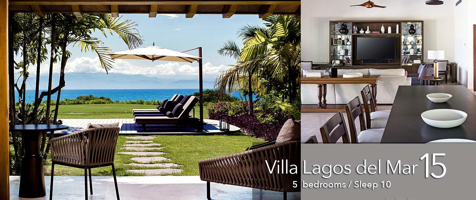 Villa Lagos del Mar 15 - Punta Mita Resort, Mexico